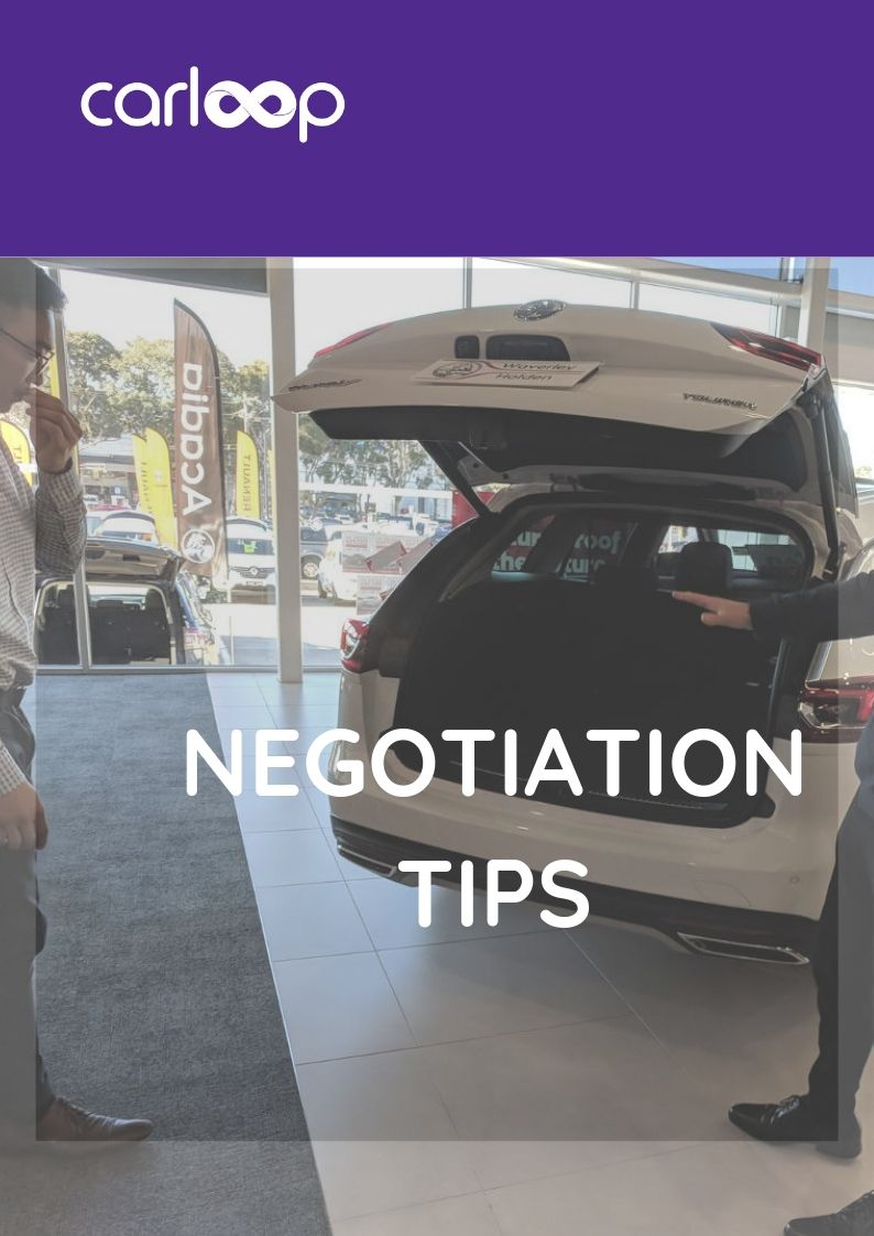 Car Dealer Negotiation Tips